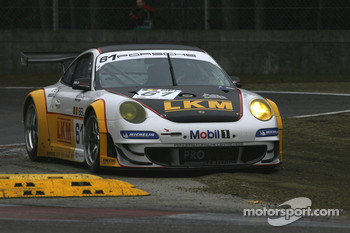 #61 Prospeed Competition Porsche 911 GT3 RSR: Darryl O'Young, Marc Lieb