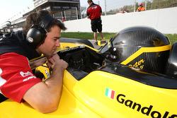 Pietro Gandolfi on the grid