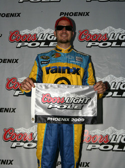 Pole winner Martin Truex Jr., Earnhardt Ganassi Racing Chevrolet