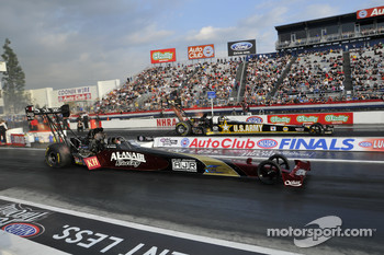 Larry Dixon vs Tony Schumacher