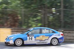 Nicola Larini, Chevrolet