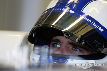Andy Soucek, Tests for WilliamsF1 Team