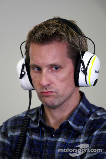 Kenny Brack manager of Marcus Ericsson