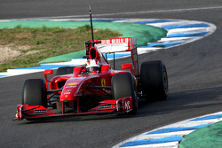 Marco Zipoli, Tests for Scuderia Ferrari