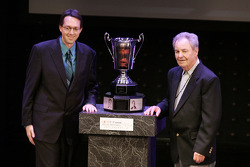 Myers Brothers Awards: NMPA Myers Brothers award to Barney Hall