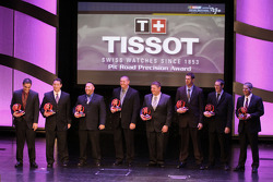 Myers Brothers Awards: Tissot pit road precision award to No. 16 team