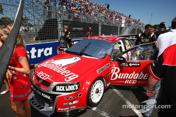 #24 Bundaberg Red Racing: David Reynolds
