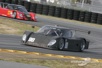 #90 Spirit of Daytona Racing Porsche Coyote: Antonio Garcia, Buddy Rice