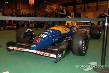 Nigel Mansell's '92 Winning Williams