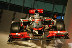 The new McLaren Mercedes MP4-25
