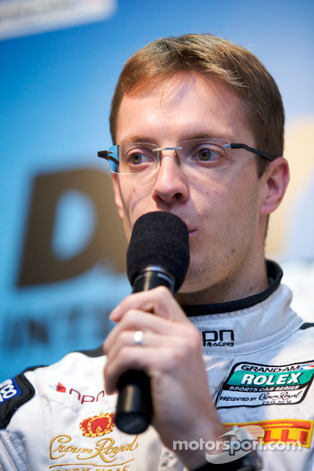 NPN Racing press conference: Sébastien Bourdais