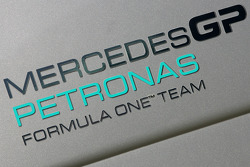 Mercedes GP logo
