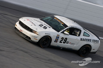 #29 Racers Edge Motorsports Mustang Boss 302R: Jade Buford, David Empringham