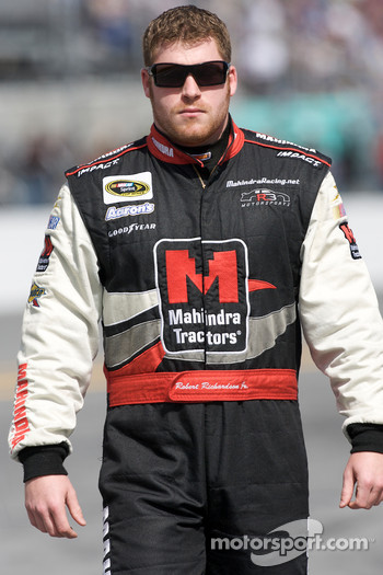 Robert Richardson Jr., Front Row Motorsports with Yates Racing Ford