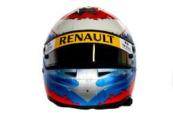Vitaly Petrov, Renault F1 Team helmet