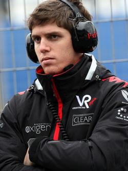 Luiz Razia, Test Driver, Virgin Racing