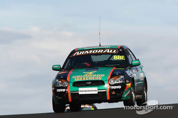 #88 Team Bathurst, Subaru Impreza 2.5: Matthew Windsor, Paul Newman, Steven Shiels