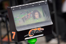 Hero card holder for Danica Patrick
