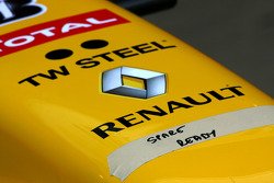 Renault F1 Team atmosphere