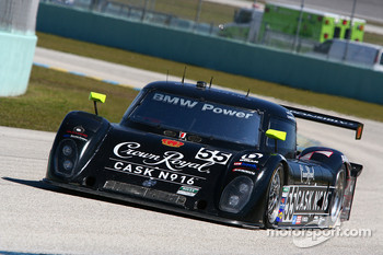 #55 Level 5 Motorsports BMW Riley: Christophe Bouchut, Scott Tucker