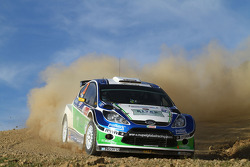 Xavier Pons and Alex Haro Bravo, Ford Fiesta S2000, Nupel Global Racing