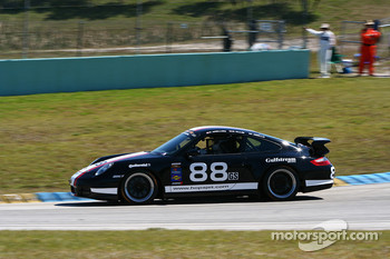 #88 Ranger Sports Racing Porsche 997: Marcelo Abello, Barry Ellis