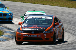 #77 Compass360 Racing Honda Civic SI: Jesse Combs, Gregory Liefooghe
