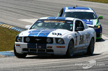 #58 Rehagen Racing Ford Mustang GT: Tim George Jr., Conrad Grunewald