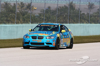 #13 Rum Bum Racing BMW M3 Coupe: Gianluis Bacardi, Matt Plumb