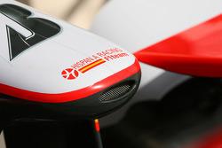 Hispana Racing nose cone