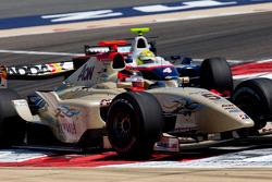 Max Chilton leads Luiz Razia