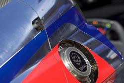Team Peugeot Total Peugeot 908 HDI FAP bodywork detail