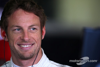 Button lapped Bathurst in McLaren F1 car