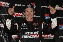 Podium: third place Ryan Briscoe, Team Penske