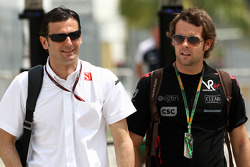 Pedro de la Rosa, BMW Sauber F1 Team, Adrian Sutil, Force India F1 Team