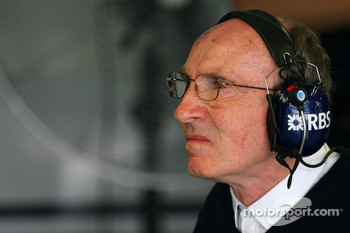Sir Frank Williams, WilliamsF1 Team, Team Chief, Managing Director, Team Principal