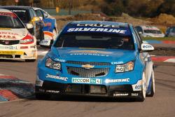 Jason Plato Silverline Chevrolet Cruze