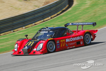 #77 Doran Racing Ford Dallara: Memo Gidly, Dion von Moltke