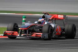 Jenson Button, McLaren-Mercedes
