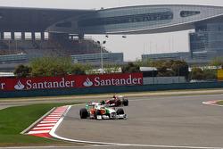 Paul di Resta, Test Driver, Force India F1 Team, VJM03