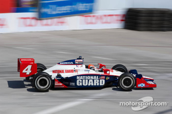 Dan Wheldon, Panther Racing