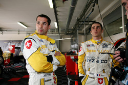 Neel Jani and Nicolas Prost