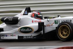#15 Lucidi Motors Dallara F308 FPT 420: Sergio Campana