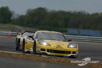 #14 Phoenix Racing / Carsport Corvette Z06: Mike Hezemans, Anthony Kumpen