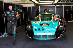 #1 Vitaphone Racing Team Maserati MC12