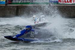 #60 TFI Racing: Sébastien Drouës, Aymeric Houisse, Patrice Berthe, Vonick Robert