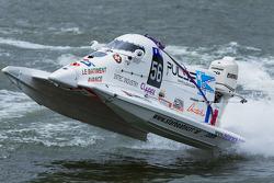 #56 Star Boat Normandy: Julien Borde, Nicolas Beltrando, Eytan Benichou, Dominique Mercken