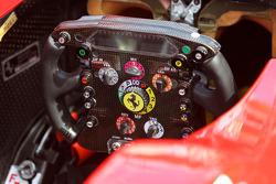 Scuderia Ferrari, Sterring wheel