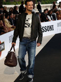 Vitantonio Liuzzi, Force India F1 Team, Amber Lounge Fashion Show
