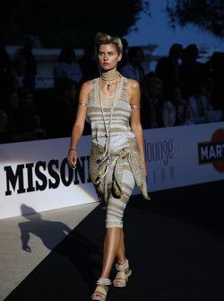 Models, Amber Lounge Fashion Show